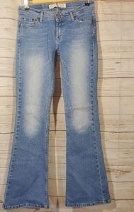 Express Cetine Light Wash Jeans